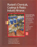 Plunkett's Chemicals, Coatings & Plastics Industry Almanac