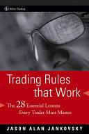 Trading Rules that Work [Pdf/ePub] eBook