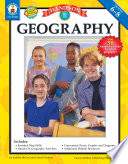 Hands On Geography  Grades 6   8