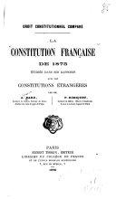 Droit constitutionnel comparé