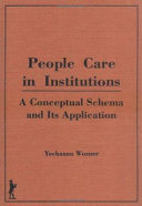 People Care in Institutions