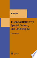 Essential Relativity