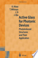 Active Glass for Photonic Devices
