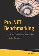 Pro  NET Benchmarking