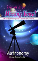 Missing Vowel Travel Size Puzzle Books