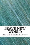 Brave New World Book