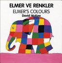 Elmer ve renkler