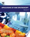Applications of NMR Spectroscopy:
