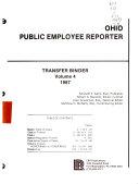 Ohio Public Employee Reporter