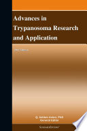 Advances In Trypanosoma Research And Application 2012 Edition