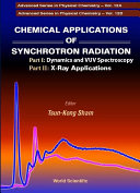 Chemical Applications of Synchrotron Radiation: X-ray applications