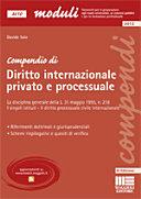 Compendio internazionale privato e processuale