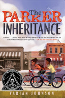 The Parker Inheritance Varian Johnson Cover