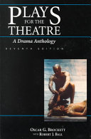 Plays for the Theatre Book
