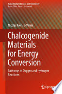 Chalcogenide Materials for Energy Conversion