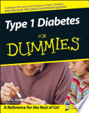 """Type 1 Diabetes For Dummies"" by Alan L. Rubin"