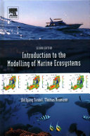 Introduction to the Modelling of Marine Ecosystems Book