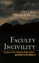 Faculty Incivility