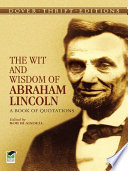 The Wit and Wisdom of Abraham Lincoln Book PDF