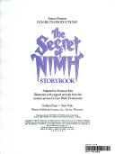 The Secret of NIMH Storybook