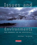 Issues and Environments