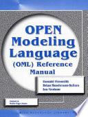 OPEN Modeling Language  OML  Reference Manual