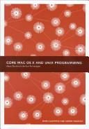 Core Mac OS X and Unix Programming