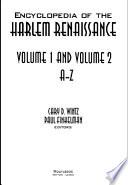 """""""Encyclopedia of the Harlem Renaissance"""" by Cary D. Wintz, Paul Finkelman"""