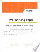 Cyber Risk  Market Failures  and Financial Stability Book