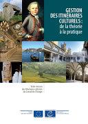 Pdf Gestion des itinéraires culturels: de la théorie à la pratique Telecharger