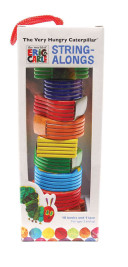 The World of Eric Carle The Very Hungry Caterpillar String Alongs