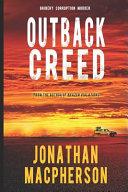 Outback Creed ebook