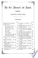 The Era Almanack  Dramatic   Musical Book PDF