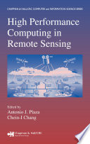 High Performance Computing in Remote Sensing