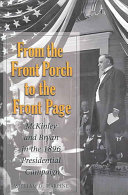 From the Front Porch to the Front Page Pdf/ePub eBook