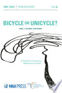 Bicycle Or Unicycle A Collection Of Intriguing Mathematical Puzzles