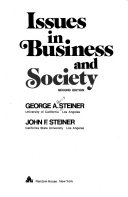 Issues in Business and Society