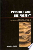 Presence and the Present