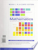 A Problem Solving Approach to Mathematics for Elementary School Teachers, Books a la Carte Edition