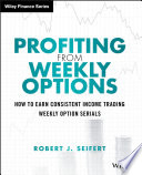 Profiting from Weekly Options