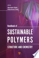 Handbook Of Sustainable Polymers Book PDF