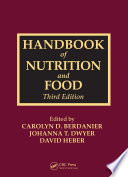Handbook of Nutrition and Food