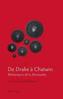 De Drake à Chatwin. Rhétoriques de la découverte Pdf/ePub eBook