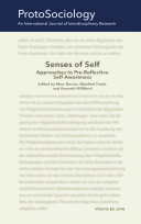 Senses of Self  Approaches to Pre Reflective Self Awareness
