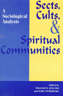 Sects  Cults  and Spiritual Communities
