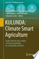 KULUNDA: Climate Smart Agriculture