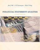 Financial Statement Analysis Book PDF