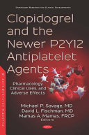 Clopidogrel and the Newer P2y12 Antiplatelet Agents Book