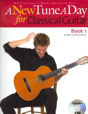 A New Tune a Day for Classical Guitar