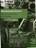 Next generation Biofuels Book